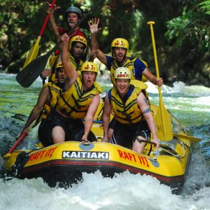 Great Barrier Reef and White Water Rafting 2 day package