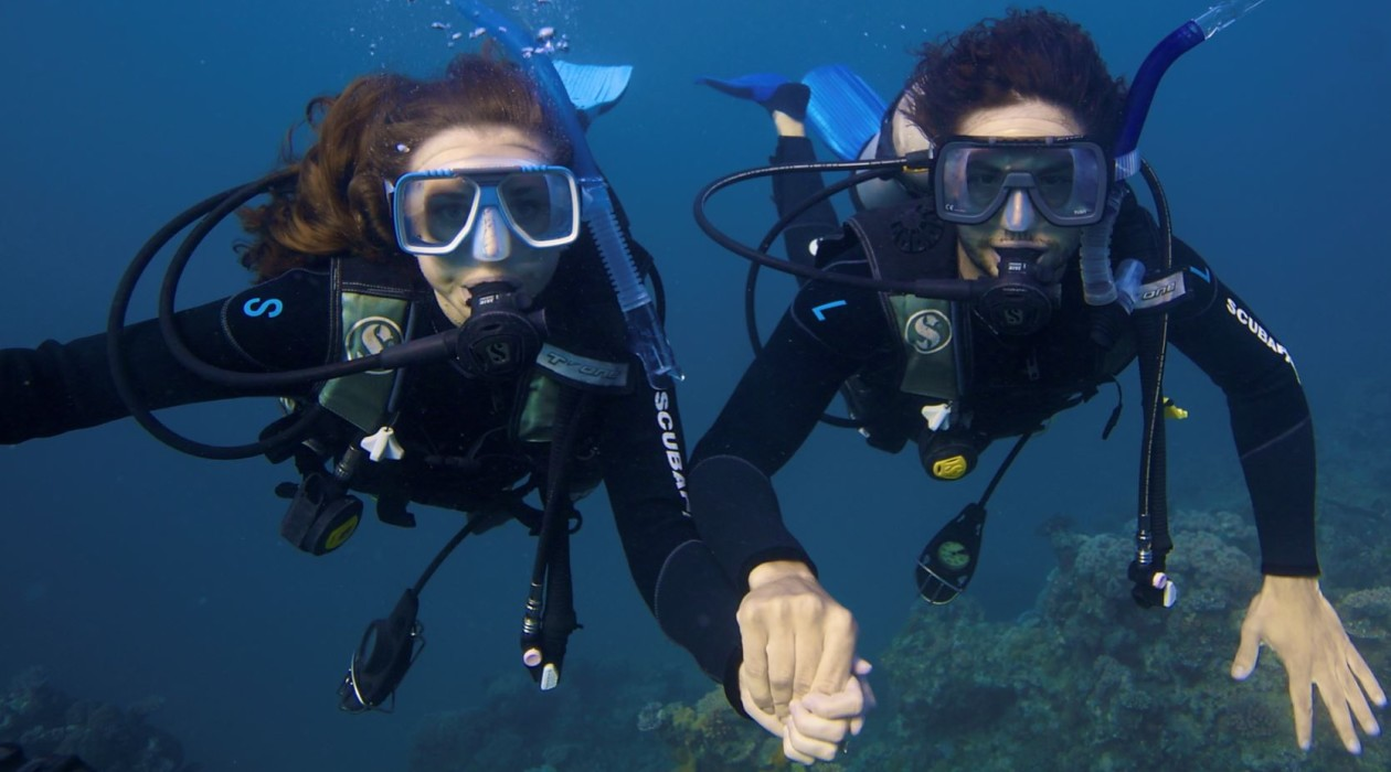 Great Barrier Reef Scuba diving