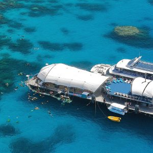 Great Barrier Reef Pontoon Cairns