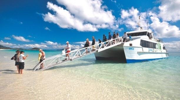 Whitehaven Beach cruise