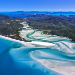 Whitehaven Beach and Hamilton Island Day Tour