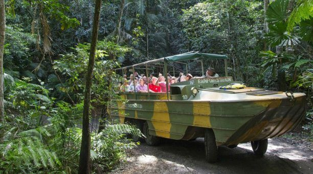 Great Barrier Reef and Ultimate Kuranda (2 day)