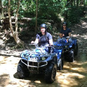 Great Barrier Reef Cruise and ATV Adventure